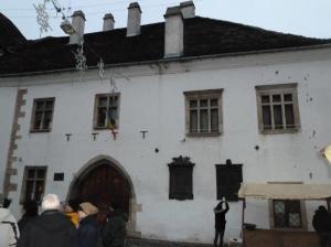 6. Mátyás király szülőháza