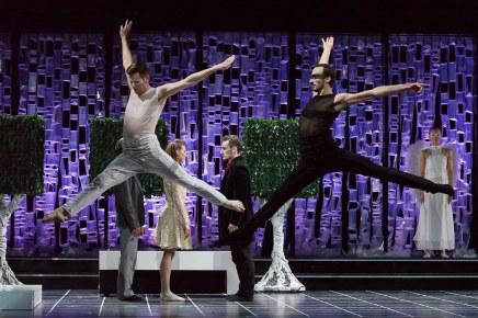 Pécsi Balett / Dubrovay: Faust, az elkárhozott – balettbemutató