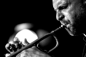 Famous hungarian trumpet player, Kornel Fekete-Kovacs.