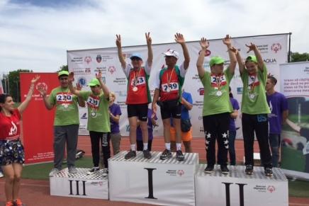 Sikeres magyar szereplés a Román Nemzeti Játékokon 11 magyar éremAradról