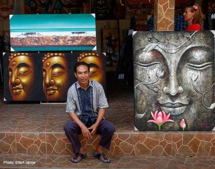 Ubud, a művészetek és a mesterségekközpontja