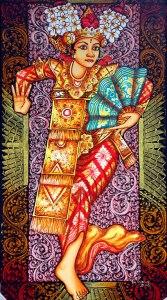 2016.07.11.-Bali-Táncosnő-festmény