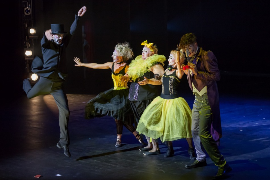 Gergye Krisztián Társulat: Lautrec táncolni fog –bemutató