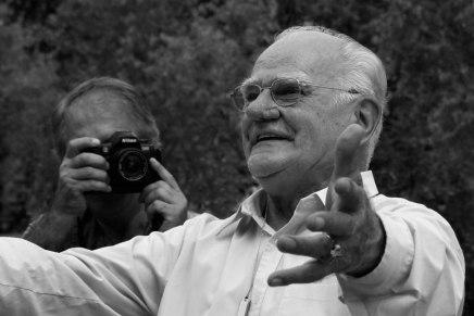 Elhunyt Tóth István Érdemes művész,fotográfus