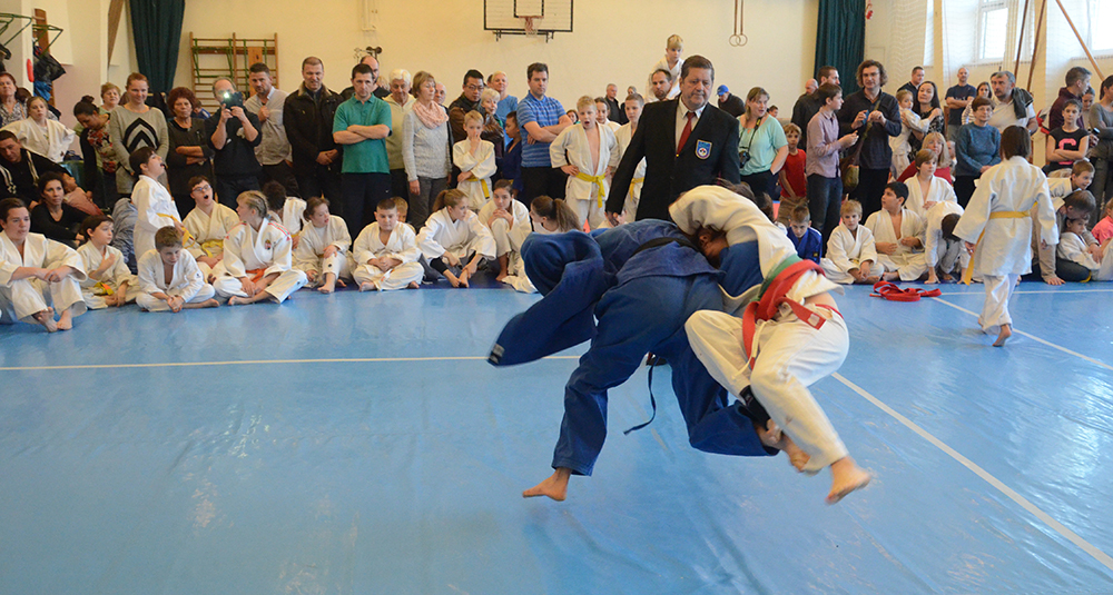 Randevúk judo hölgyek