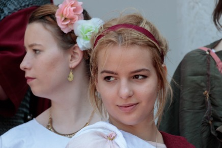 FLORALIA – Római tavaszünnep Aquincumban2017.