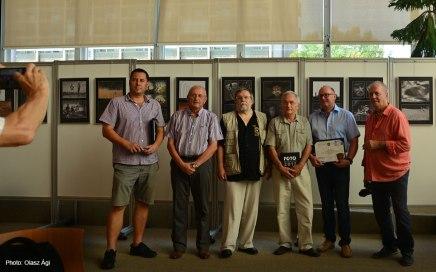 Kiállítás, könyvbemutató és fotóművészeti diplomák átadása a Magyar FotográfiaNapján
