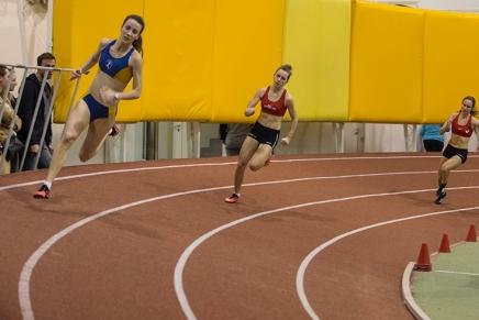 Fedettpályás Atlétika Bajnokság a SymaCsarnokban