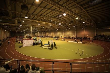 Serdülő és Ifjúsági Fedett Pályás Atlétika Bajnokság a BOKcsarnokban
