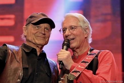 A világhírű olasz testvérpár Guido & Maurizio De Angelis visszatértBudapestre!