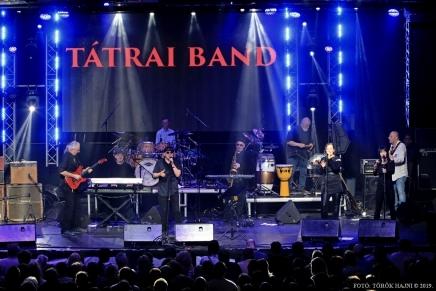 A Tátrai Band tavaszköszöntőkoncertje